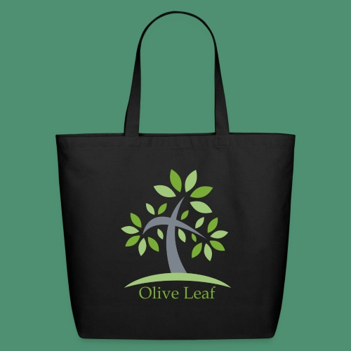 Olive Leaf - Eco-Friendly Cotton Tote