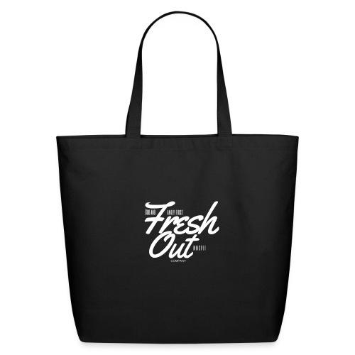 Fresh Out Beats Logo 24 - Eco-Friendly Cotton Tote