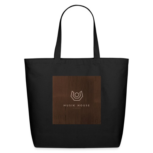 MUSIK HOUSE STUDIOS MHS14 Natural - Eco-Friendly Cotton Tote