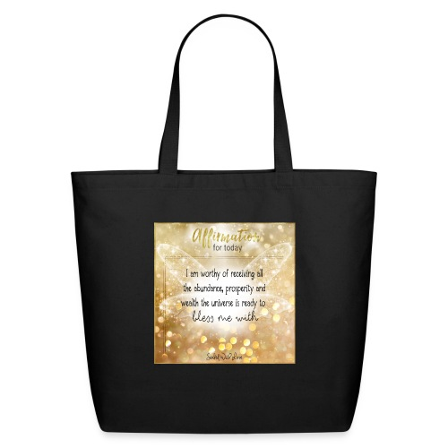 Abundance - Eco-Friendly Cotton Tote