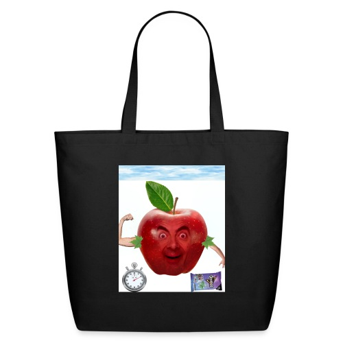bapple badges - Eco-Friendly Cotton Tote