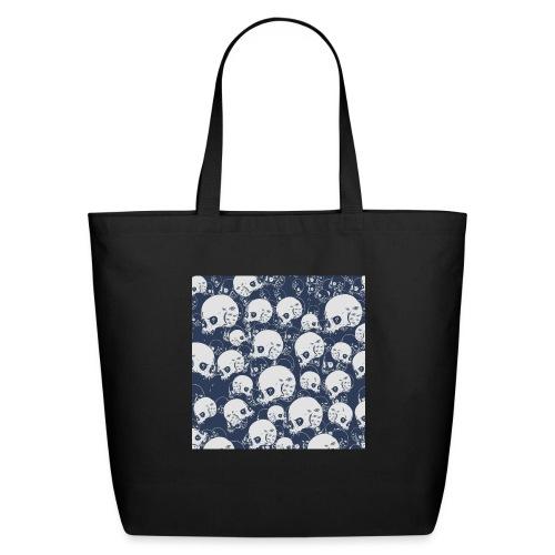 Skul Doodle - Eco-Friendly Cotton Tote