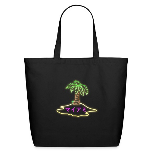 Miami Aesthetic by Phobic - Eco-Friendly Cotton Tote