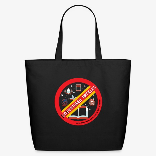 unFeatured Articles Logo - Eco-Friendly Cotton Tote