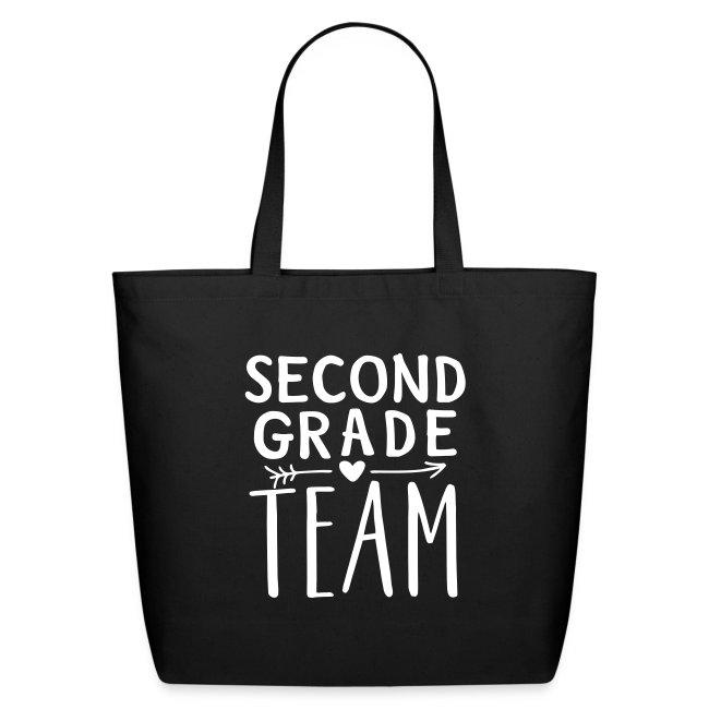 Second Grade Team Teacher T-Shirts
