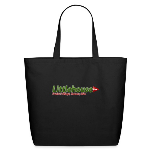 Littlehouse Logo - Eco-Friendly Cotton Tote