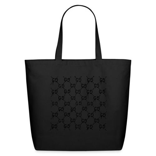 Dripping Gucci pattern - Eco-Friendly Cotton Tote