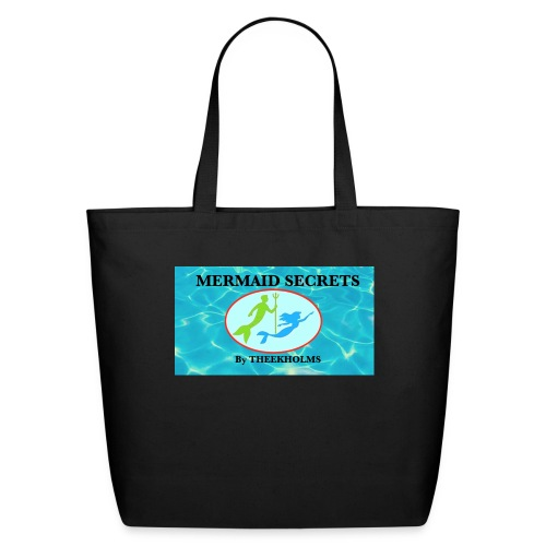 Mermaid Secrets By Theekholms - Eco-Friendly Cotton Tote