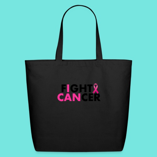 FIGHT CANCER - Eco-Friendly Cotton Tote