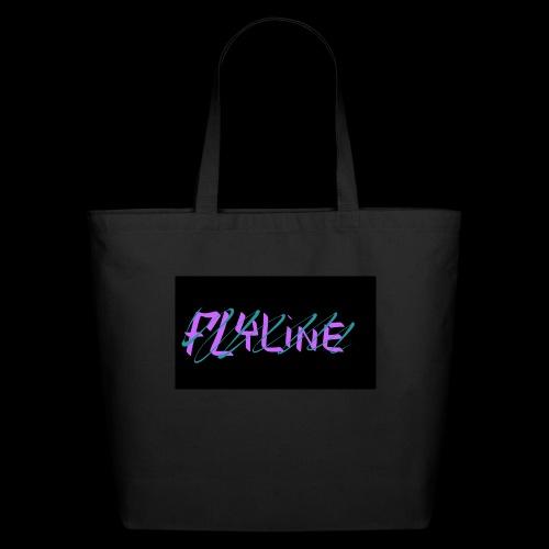 Flyline fun style - Eco-Friendly Cotton Tote