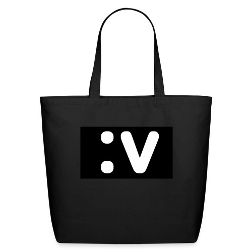 LBV side face Merch - Eco-Friendly Cotton Tote