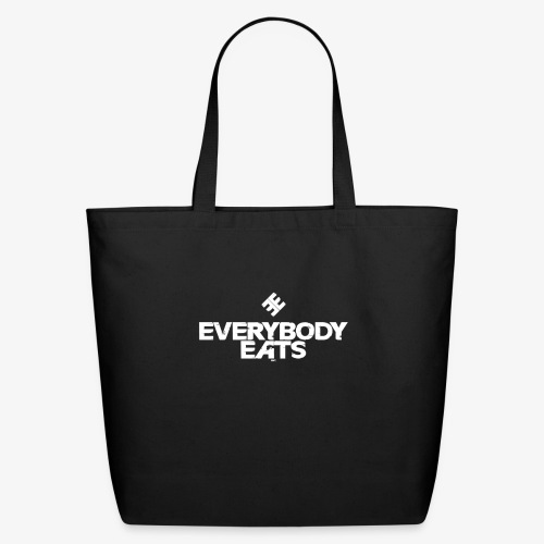 Everybody Eats - Eco-Friendly Cotton Tote