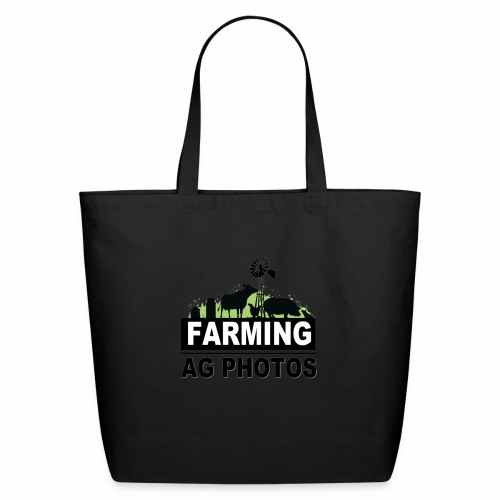 Farming Ag Photos - Eco-Friendly Cotton Tote