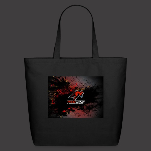 RedOpz Splatter - Eco-Friendly Cotton Tote