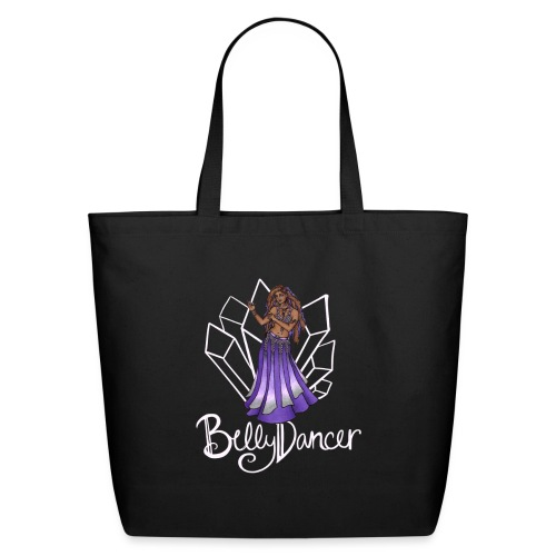 Belly Dancer - Eco-Friendly Cotton Tote