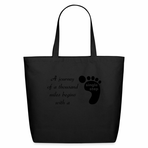 Single Step - Eco-Friendly Cotton Tote