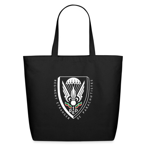 1er REP - Regiment - Badge - Eco-Friendly Cotton Tote