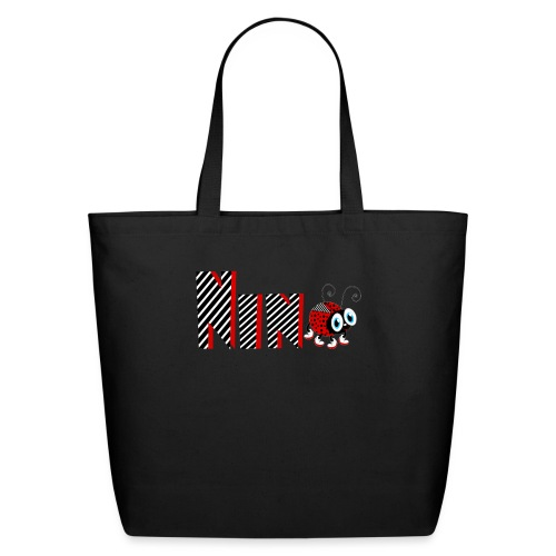 9nd Year Family Ladybug T-Shirts Gifts Daughter - Eco-Friendly Cotton Tote