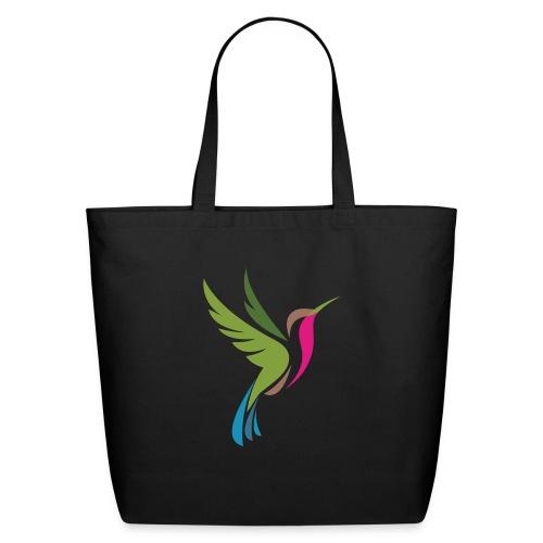 Hummingbird Spot Logo Products - Eco-Friendly Cotton Tote
