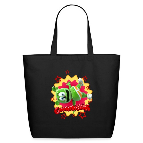 Gummibär Starburst - Eco-Friendly Cotton Tote