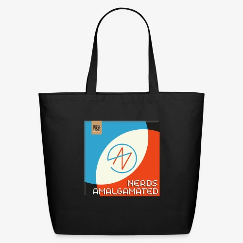 Top Shelf Nerds Cover - Eco-Friendly Cotton Tote