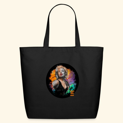 Marilyn Monroe - Eco-Friendly Cotton Tote
