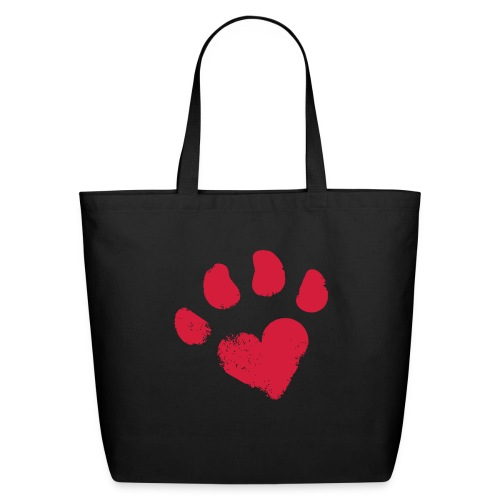 pawprint - Eco-Friendly Cotton Tote