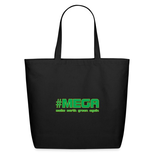 #MEGA - Eco-Friendly Cotton Tote