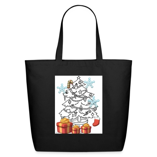 Christmas is here!! - Eco-Friendly Cotton Tote