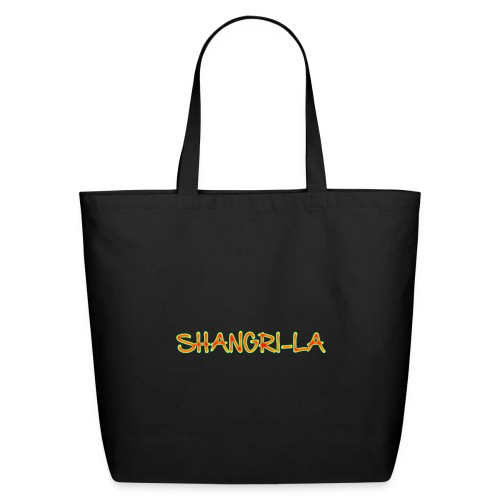 Shangri-La - Eco-Friendly Cotton Tote