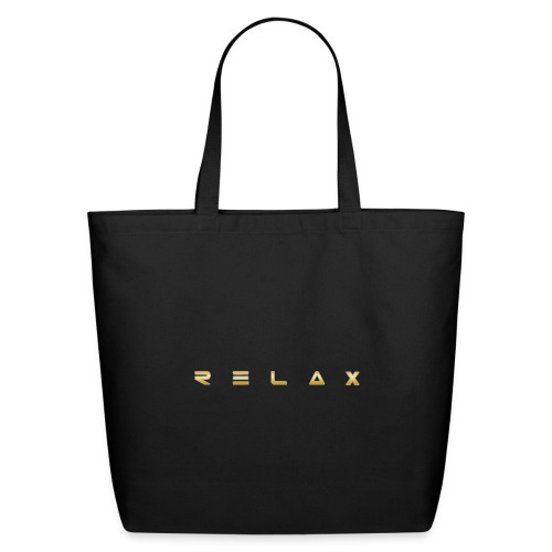 Relax gold - Eco-Friendly Cotton Tote