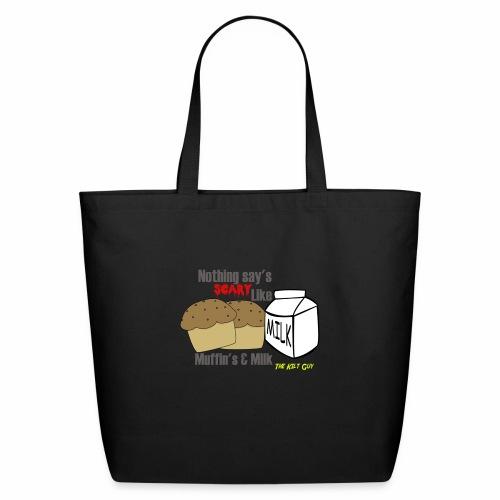 muffins & milk accessories - Eco-Friendly Cotton Tote
