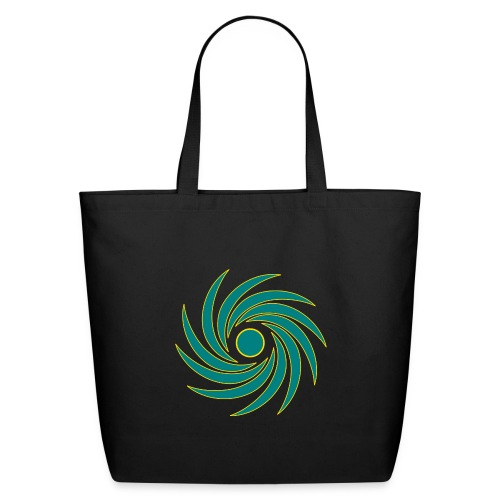 Whirl - Eco-Friendly Cotton Tote