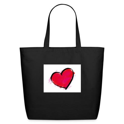 heart 192957 960 720 - Eco-Friendly Cotton Tote