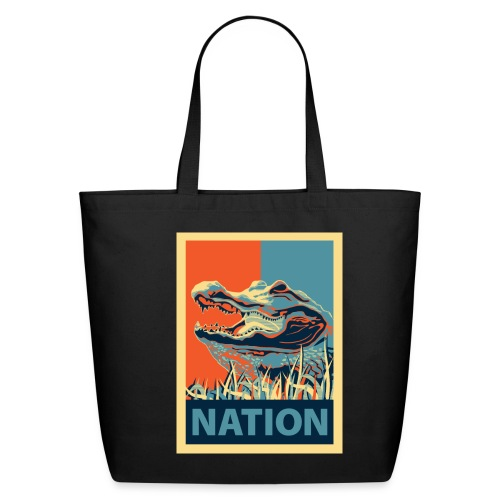 Gator Nation - Eco-Friendly Cotton Tote