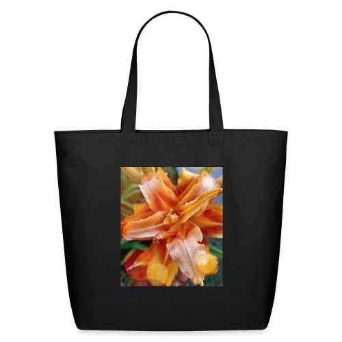 Flowers - Eco-Friendly Cotton Tote