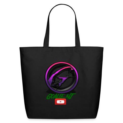 goalie nj logo - Eco-Friendly Cotton Tote