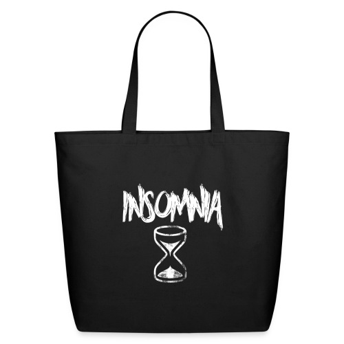 Insomnia Abstract Design - Eco-Friendly Cotton Tote