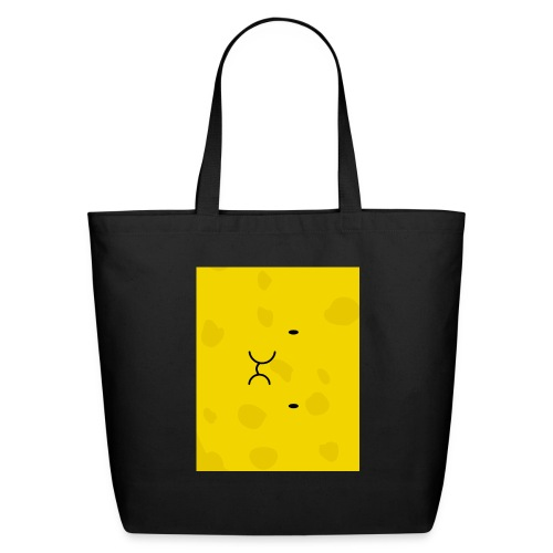 Spongy Case 5x4 - Eco-Friendly Cotton Tote