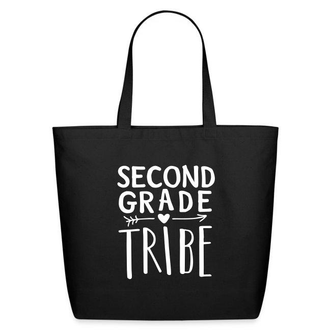 Second Grade Tribe Teacher Team T-shirts