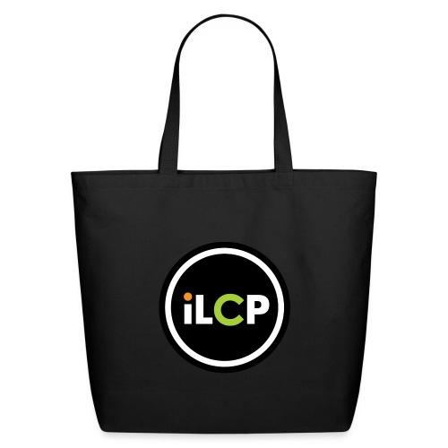 iLCP logo circle - Eco-Friendly Cotton Tote