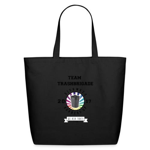 TrashBrigade 2017 - Eco-Friendly Cotton Tote