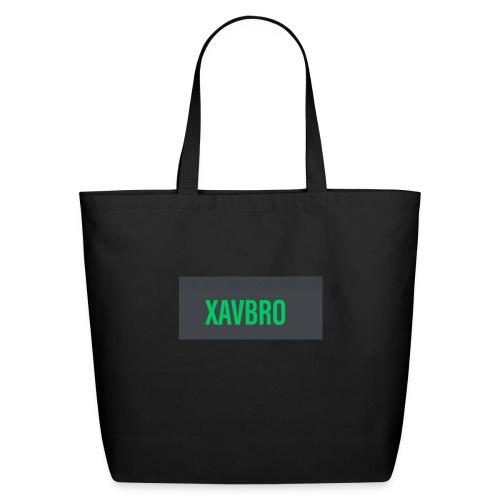 xavbro green logo - Eco-Friendly Cotton Tote