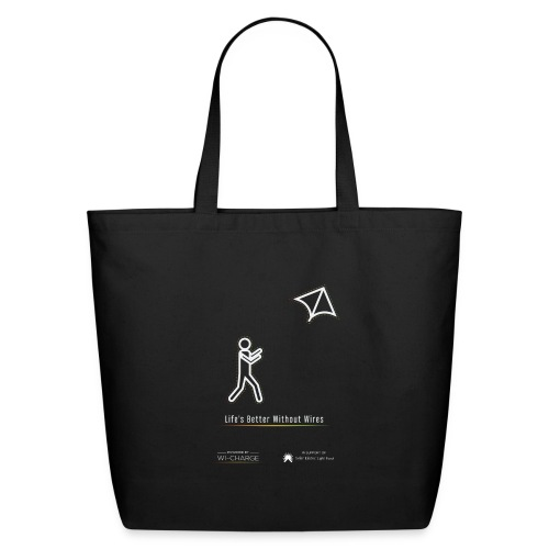 Life's better without wires: Kite - SELF - Eco-Friendly Cotton Tote