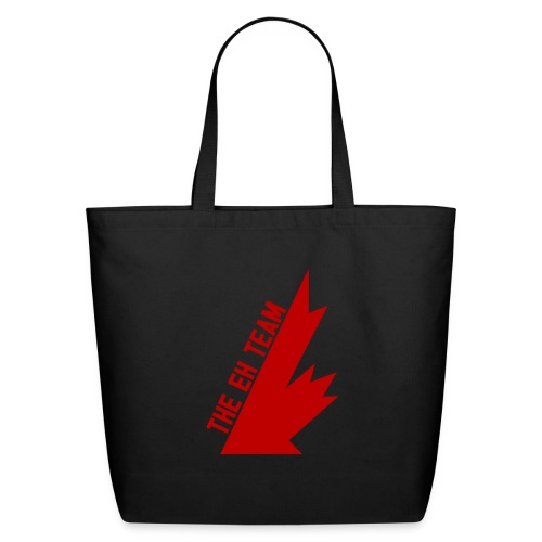 The Eh Team Red - Eco-Friendly Cotton Tote