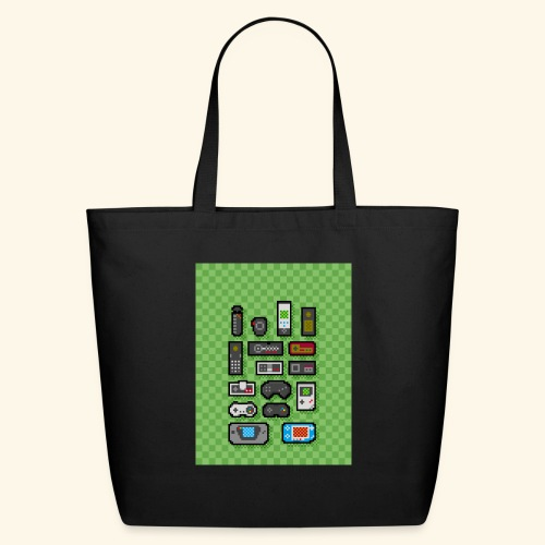 controller handy - Eco-Friendly Cotton Tote