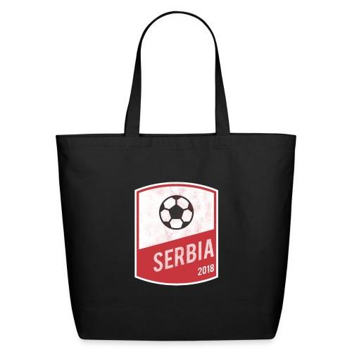 Serbia Team - World Cup - Russia 2018 - Eco-Friendly Cotton Tote