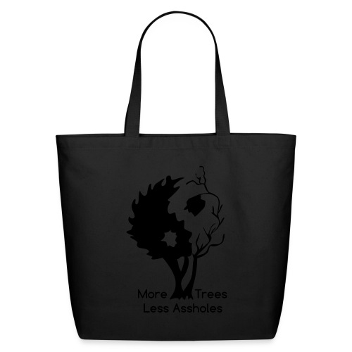 Yin Yang tree MTLA - Eco-Friendly Cotton Tote