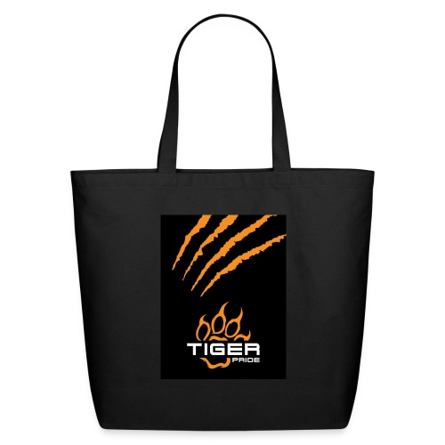 Tiger Pride iPad Case - Eco-Friendly Cotton Tote