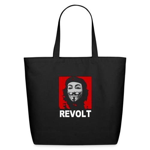 Anonymous Che Revolt Mugs & Drinkware - Eco-Friendly Cotton Tote